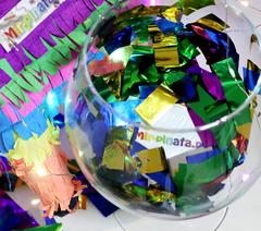 Металлизированное конфетти mir-pinata.ru