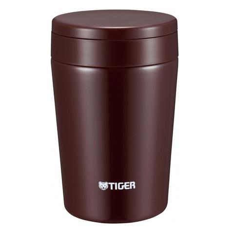 Термоконтейнер для еды Tiger MCL-A038 Chocolate Brown