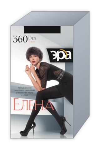Колготки ЕЛЕНА 360 den черный