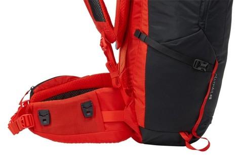 Картинка рюкзак туристический Thule Alltrail 45 Obsidian - 10