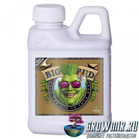 Стимулятор для роста и цветения Big Bud Coco Liquid (0.5л)