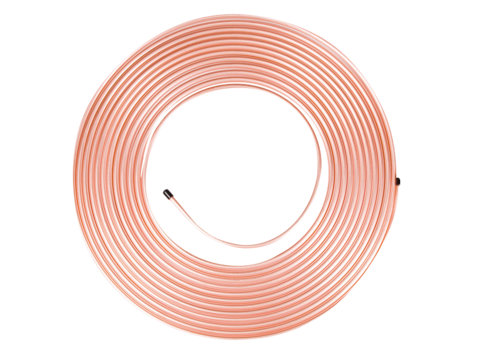 Труба медная - Ballu Olympic 19,05х0,80х15000 (3/4), бухта