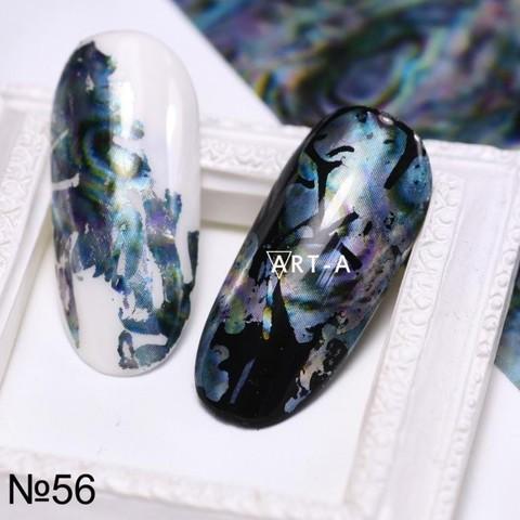 Фольга камень 56 Art-A