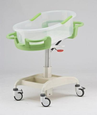 Медицинская кроватка для новорожденных F-48 (MM-96) (3 функции) - фото