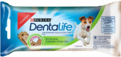 Лакомство для собак мелких пород, Purina DentaLife Single