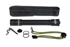 Фонарь светодиодный тактический Armytek Partner C4 v3, 1350 лм, теплый свет, аккумулятор