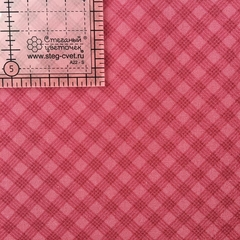 Ткань для пэчворка, хлопок 100% (арт. MF0616)