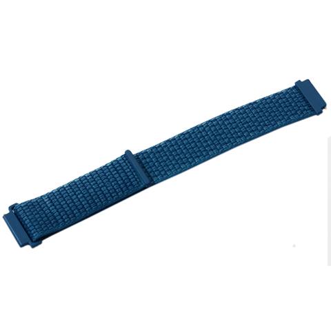 Нейлоновый ремешок COTEetCI W40 Nylon Band (WH5269-HL) для Samsung Galaxy Watch Active 2 20мм (Голубой)