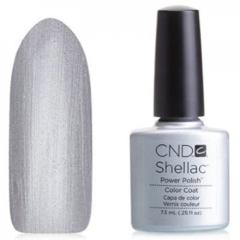 CND Shellac Silver Grom