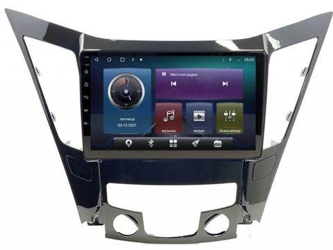 Магнитола для Hyundai Sonata (10-13) Android 10 4/64GB IPS DSP 4G  модель CB-2059TS10