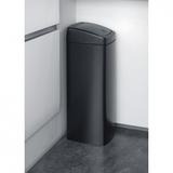 Прямоугольный мусорный бак Touch Bin (25 л), артикул 415906, производитель - Brabantia, фото 3