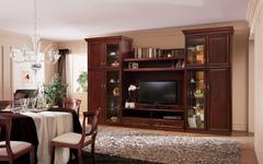 Мебель для гостиной из массива Олимпия