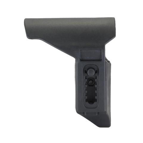 Короткий подщечник для AR для приклада TBS Compact, DLG Tactical фото