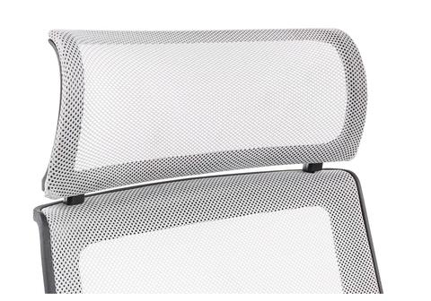 Компьютерное кресло Lion серое