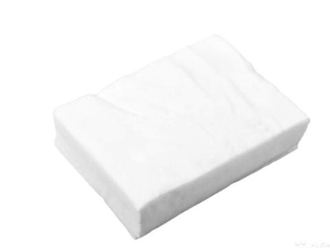 Салфетка спанлейс 20x30 см белая 100 шт