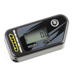 Счетчик моточасов беспроводной UNIT Wireless Hour Meter Black,UN-N5001
