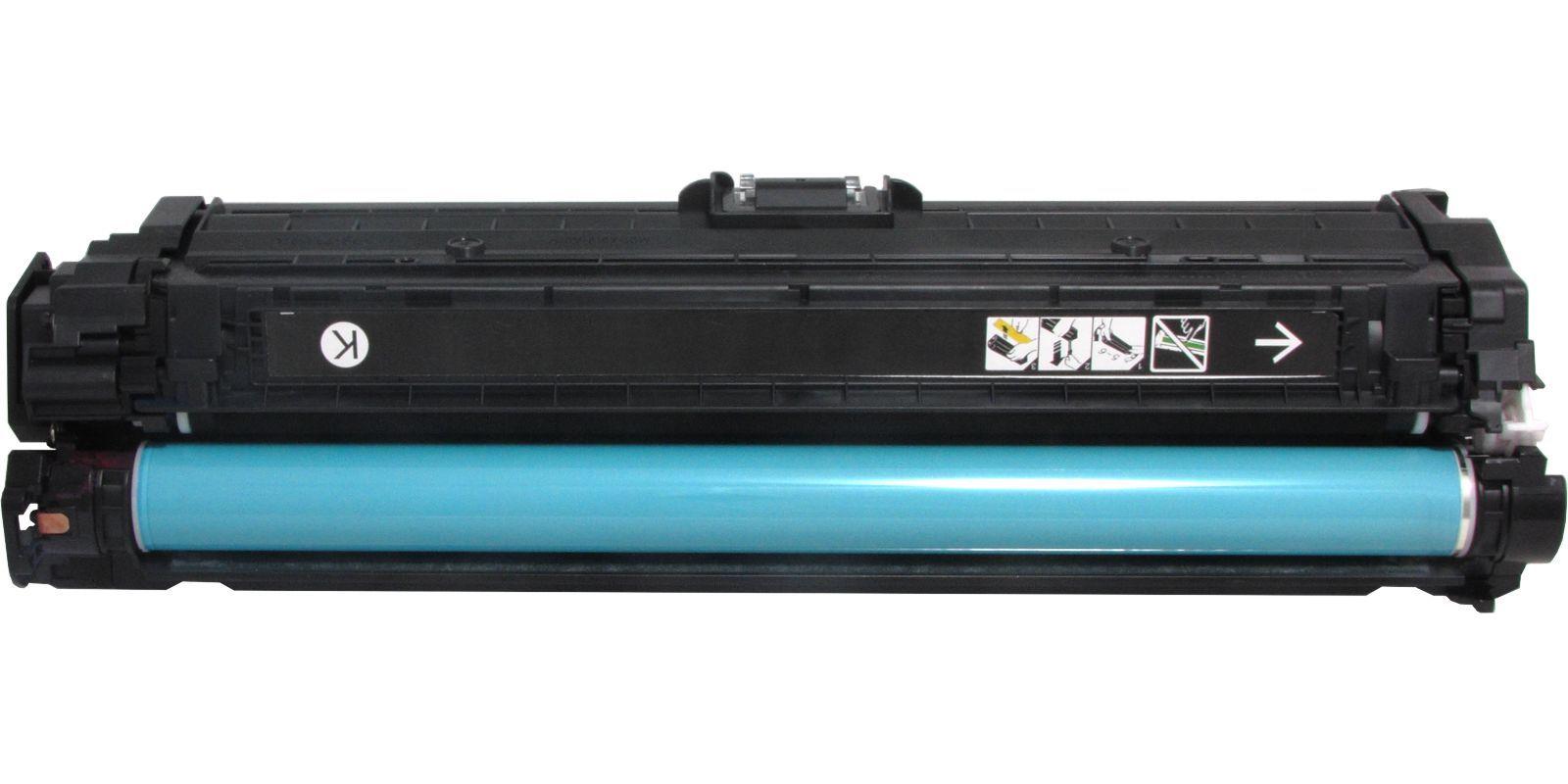 Картридж лазерный цветной MAK© 307A CE743A пурпурный (magenta), до 7300 стр.