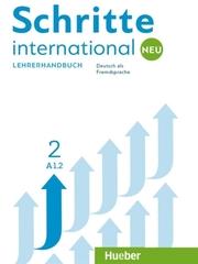 Schritte international Neu 2 LHB