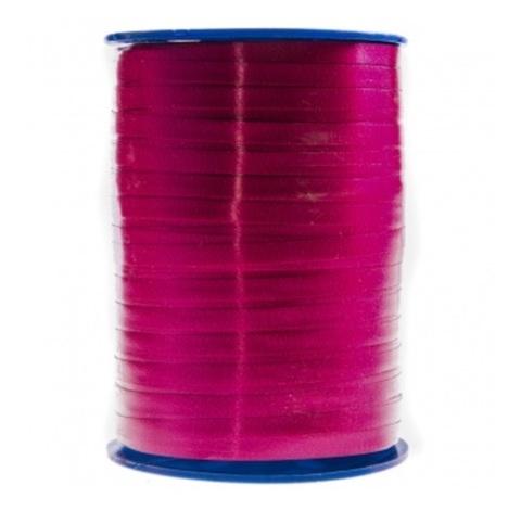 Лента America полипроп. (размер:5мм х 500 м), цвет: красное вино