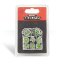 Kill Team: Necrons Dice