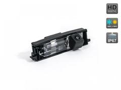 Камера заднего вида для Toyota LC 100 Avis AVS327CPR (#098)