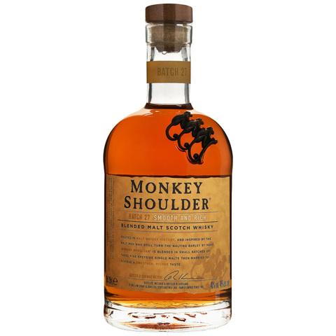 Виски шотл. Манки Шолдер 40* Алкомаркет 0,7л