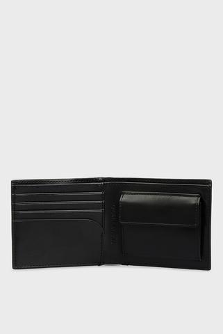 Мужской черный кошелек BILLFOLD Calvin Klein