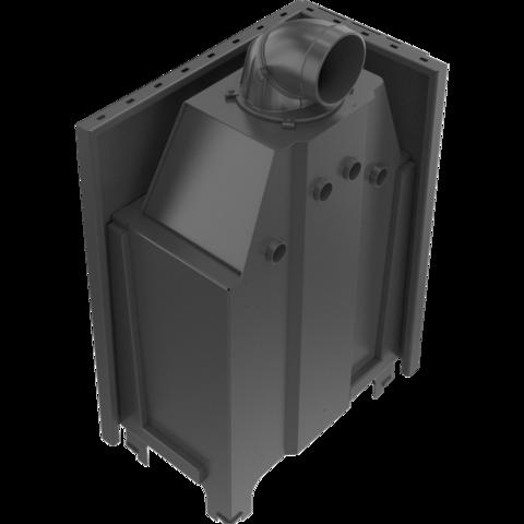 Каминная топка Kratki MBA/L/BS (17 кВт)