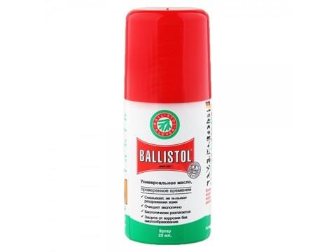 Масло для оружия Ballistol спрей 25 мл