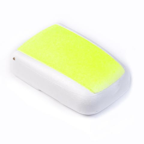 Мотыльница Salmo 8х6х2,5см желт флюор