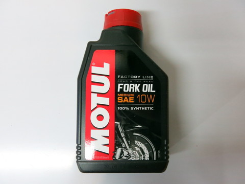 Масло вилочное Motul FORK OIL FL M 10W Synthetic