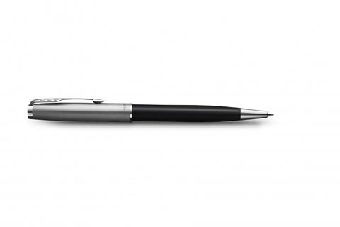 Шариковая ручка Parker Sonnet Entry Point Black Steel в подарочной упаковке123