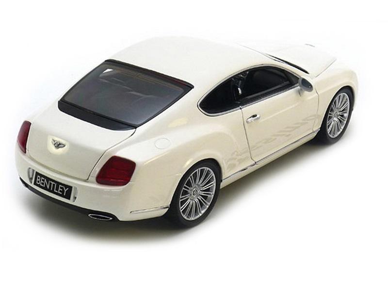 Коллекционная модель Bentley Continental GT 2008