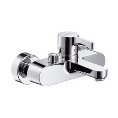 Смеситель для ванны однорычажный Hansgrohe Metris S 31460000 фото