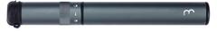Велонасос ручной BBB Samurai 210mm telescopic серый