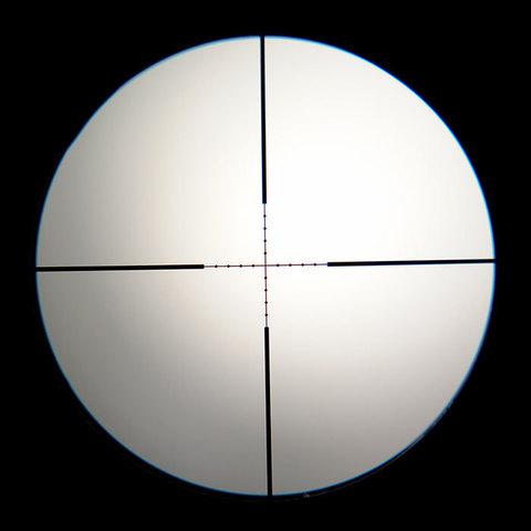 Прицел оптический Veber Black Fox 4x40 AO MD