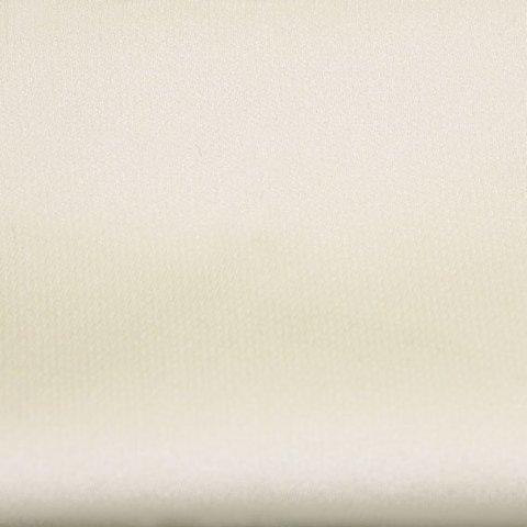 Однотонная портьерная ткань сатин Денвер топленое молоко