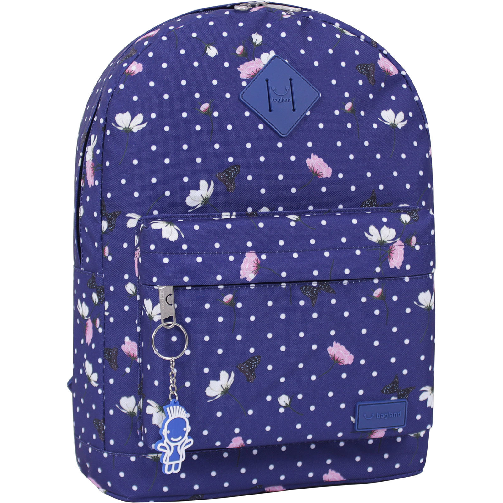 Молодежные рюкзаки Рюкзак Bagland Молодежный 17 л. сублимация 472 (00533664) IMG_9335_суб.472_.JPG