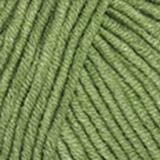 Пряжа YarnArt Jeans 69 зеленое яблоко