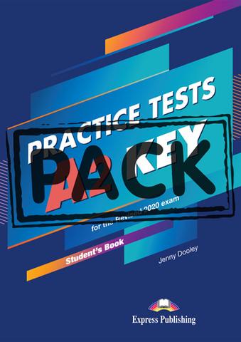 Practice Tests A2 Key for the Revised 2020 Exam - Книга для ученика с электронным приложением