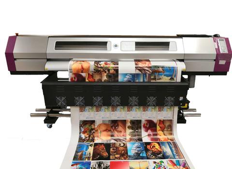 Интерьерные принтеры
