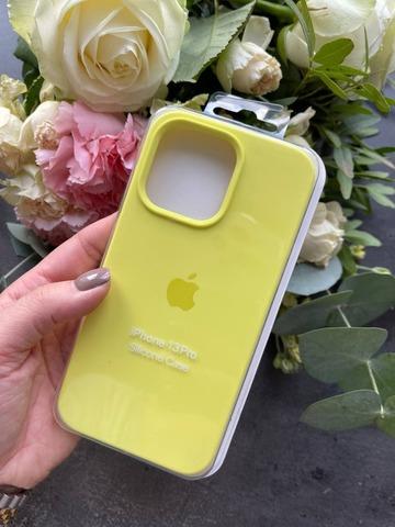 Чехол iPhone 13 Pro Max Silicone Case Full /flash/
