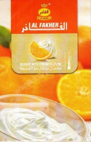 Al Fakher Апельсин с кремом