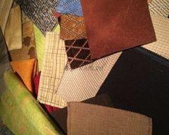 Обрезы ткани для рукоделия 1 кг
