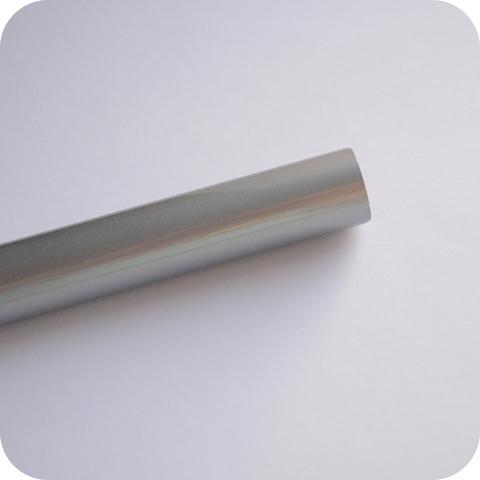 Термотрансферная пленка матовая серебро 25х25 см