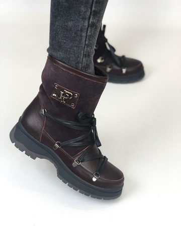 0906 Ботинки