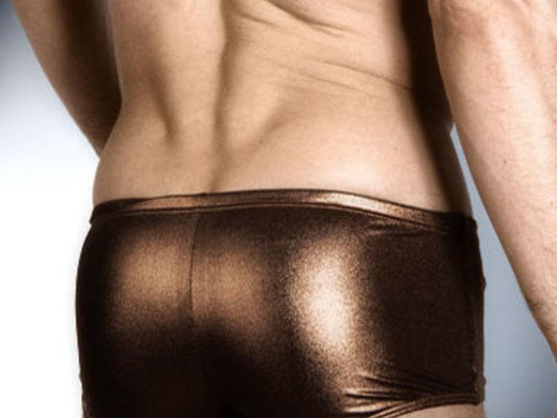 Мужские плавки Aussiebum Shine Bronze