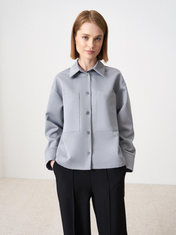Рубашка Edna с большими карманами