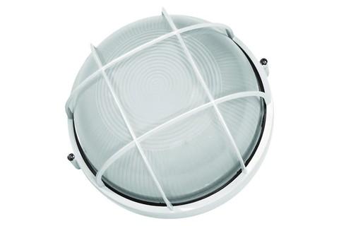 Влагозащищенный светильник Camelion 1301S (круглый с решет. 60W)
