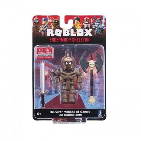 Игровая коллекционная фигурка Jazwares Roblox Core Figures Endermoor Skeleton W6